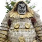 秋田県の巨大像カシマサマ【画像あり】噂のケンミンSHOWで紹介