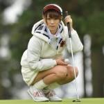 藤田光里の妹キャディーがかわいい!女子ゴルフ界期待の姉妹