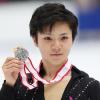 宇野昌磨の身長は2015年に伸びるか?フィギュアスケート男子